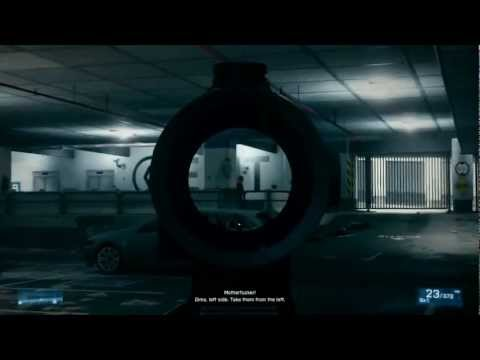 hd 6950 1gb Battlefield 3