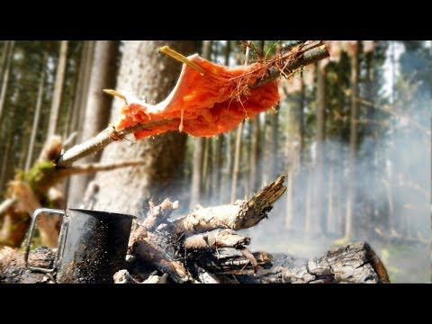 Vintage Gear and Much Bushcraft Cooking