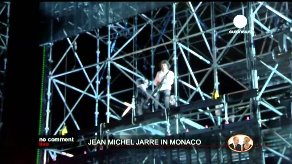 Jean-Michel Jarre - Live in Monaco (The whole concert) - YouTube