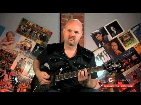 Slash Lead Guitar Lesson - Guitar Solo - Guitar Tricks video