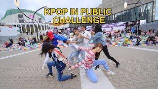 [EAST2WEST] Dancing Kpop in Public Challenge: BTS (?????) - DNA