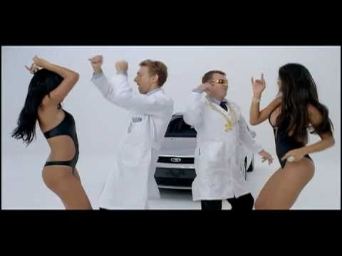 Comercial da Nissan Tiida - Rappers 2011