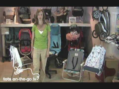 TotsOnTheGo.TV Episode 11 - The Flyebaby Portable Seat