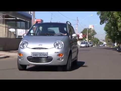 TEST DRIVE - CHERY QQ