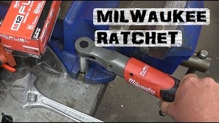 BOLTR: Milwaukee Fuel Ratchet