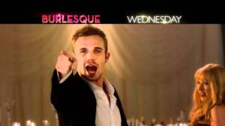 BURLESQUE - In Theaters Wednesday!