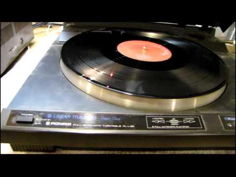 Pioneer PL-L50 Turntable Repair