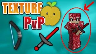 The BEST Minecraft Texture Pack PvP 1.7/1.8 - (Red Default Edit Pack, FPS++, No Lag, Short Sword)