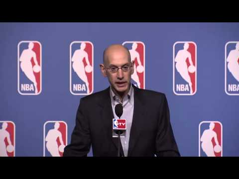 Adam Silver On LeBron James' Decision to Return to Cleveland   July 16, 2014   NBA