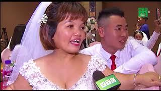 VTC14 | Đám cưới đặc biệt của 38 cặp đôi khuyết tật