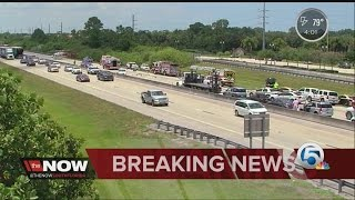 Deadly crash on the Florida Turnpike