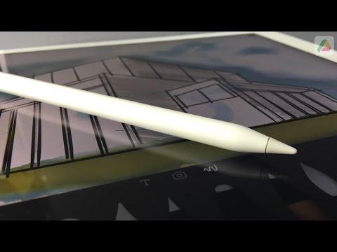 Apple Pencil Review (deutsch)
