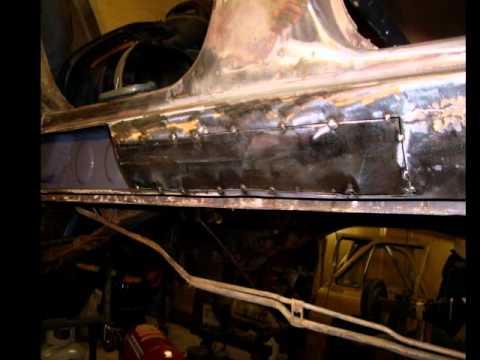 Hr Holden Rust Repairs Youtube