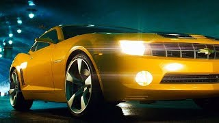 Transformers (2007) - Bumblebee Transforms Into New Chevrolet Camaro (Scene) Movie Clip HD