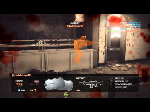 Battlefield 4 Operation Locker Multiplayer Gameplay 9