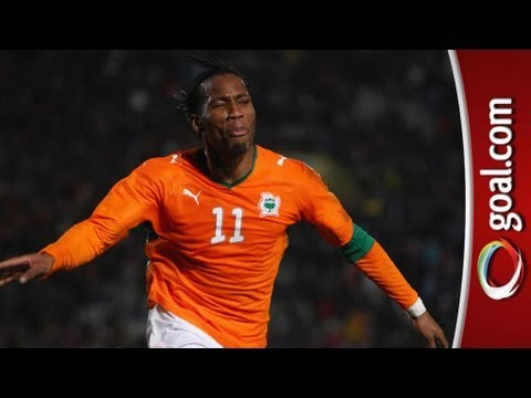 Ivory Coast vs Togo | Drogba v Adebayor?