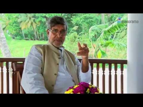 Kailash Satyarthi Speaks | Exclusive Interview | Part I | Manorama Online