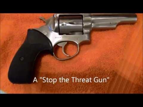 Speed Six Ruger 357 Magnum