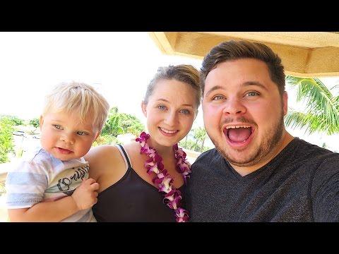 OUR NEW HAWAIIAN HOME!