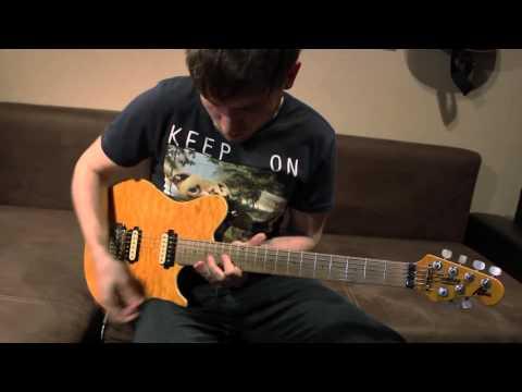 Paweł Palej -solo Na Gitarze/improwizacja