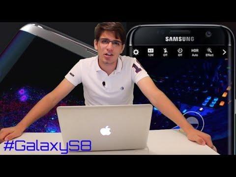 Samsung Galaxy S8 - ÚLTIMOS RUMORES - Características, Lanzamiento Y Precio, En Español