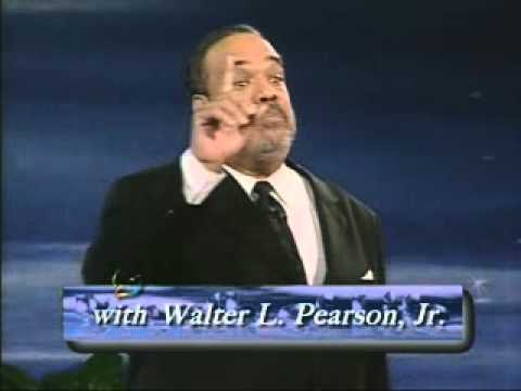 Playing Church- (Pastor Walter L Pearson Jr.)