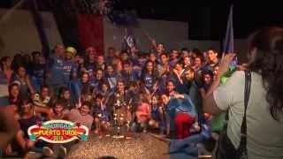 Ganadores Carnaval de murgas de Puerto Tirol 2015