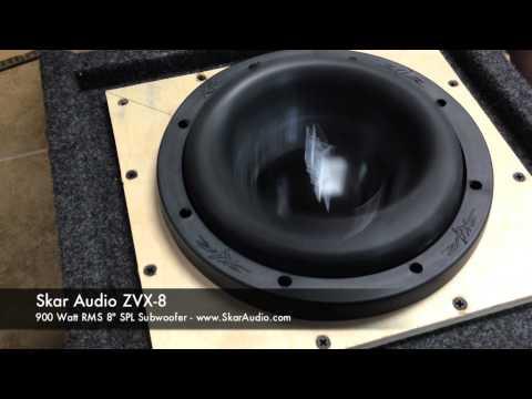 Skar Audio ZVX-8 SPL 8