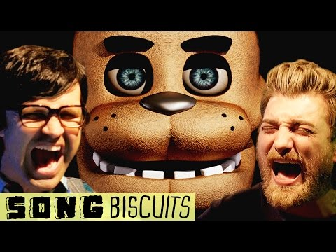 Rhett And Link - The Five Nights At Freddys Song