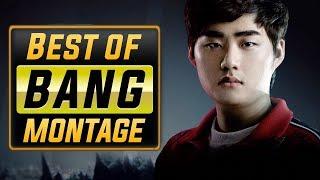 "Bang ""Korean ADC God"" Montage   Best of Bang"