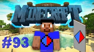 Minecraft SMP HOW TO MINECRAFT #93 'BANNER TIME!' with Vikkstar