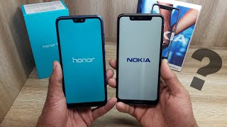 Nokia 5.1 Plus vs Honor 9N - Which Should You Buy ?