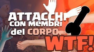CLASH OF CLANS : ATTACCHI WTF - PISEL**