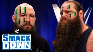 The Viking Raiders ready to raid Raw: SmackDown Exclusive, Oct. 11, 2019