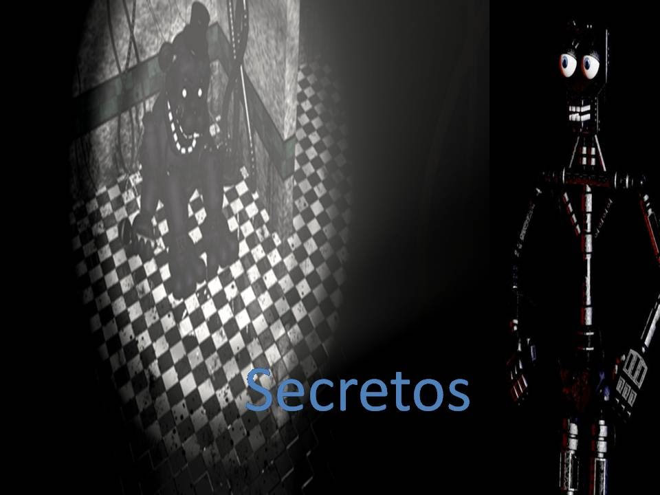 Animatronicos secretos five nights at freddy s 2 noche 5 youtube