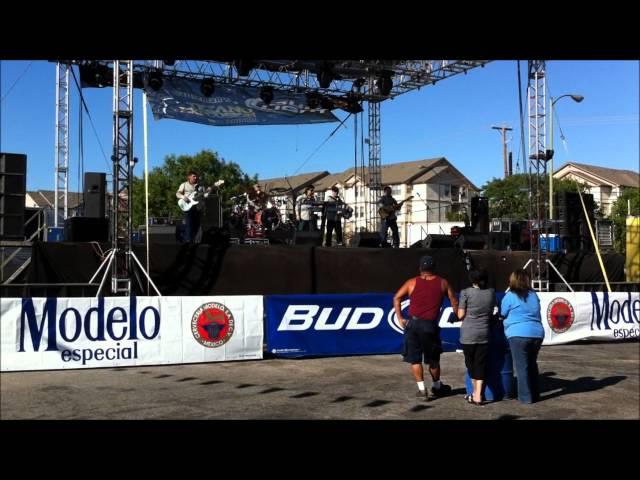 La Formula Band Cattlemans Tejano Explosion 2012