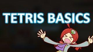 How to play Puyo Puyo Tetris: Tetris Basics