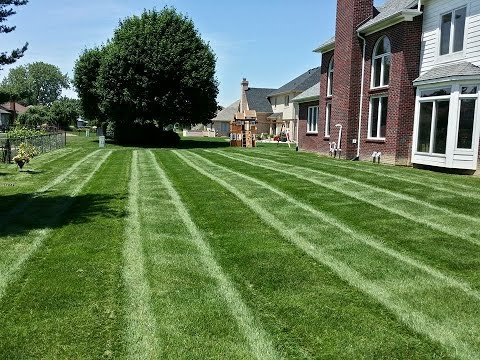 Lawn Mowing Services Rochester Hills MI - 248.929.LAWN