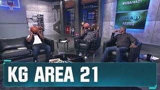 Area 21: Start, Bench, Cut | Running Backs & Top Dunkers