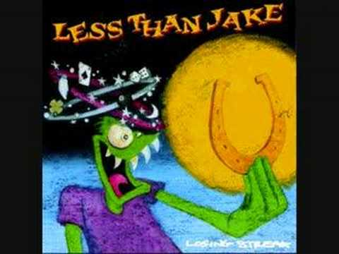 Less Than Jake  - Johnny Quest Thinks Were Sellouts