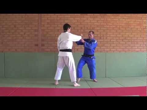 Judo Double Leg Takedown (morote gari) with Matt D'Aquino Image 1