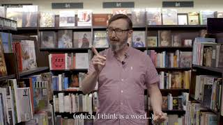 John Hodgman on VACATIONLAND