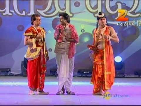 Lakh Lakh Chanderi Kolhapur Mahotsav April 15 '12 Part - 8