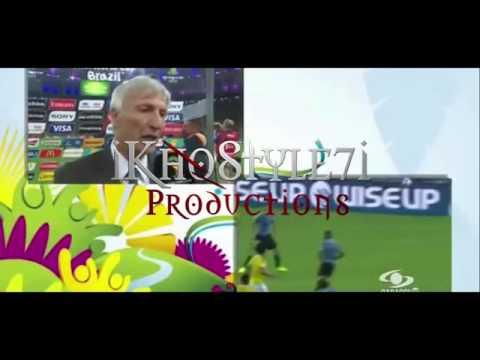 Jose Nestor Pekerman Entrevista Entre Lagrimas   Colombia vs Uruguay 2 0 Mundial 2014