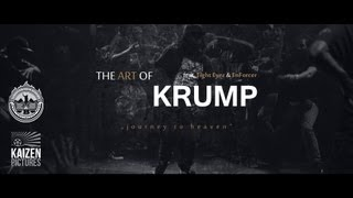 The Art of Krump feat. TightEyez & E.R. - EBS - film by kaizenpictures.com
