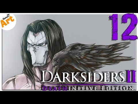 Darksiders 2: Deathinitive Edition [HARDEST] - 12  Он испорчен
