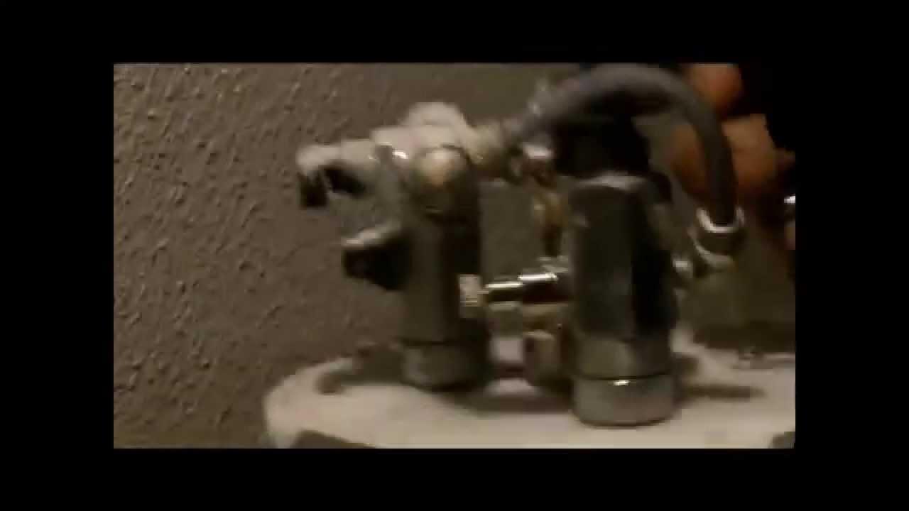 Reparaci n de gotele fino con el mini equipo gotepri for Gotele sin maquina