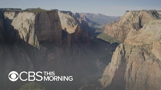 Appreciating Zion National Park's beauty on its 100th anniversary