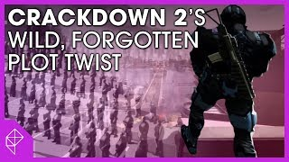 Crackdown 2 took Bioshock's twist and did it better