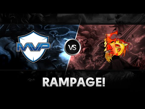 Rampage by QO vs FirstDeparture  StarSeries XI